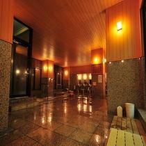 大浴場【古代檜の檜湯】