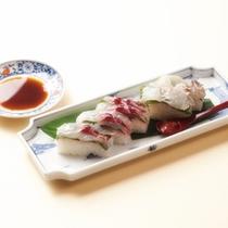 鯛押し寿司