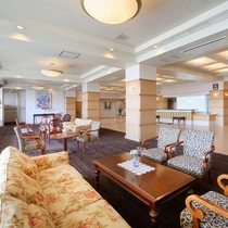 ホテルロビー&フロント