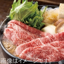 和牛のすき焼