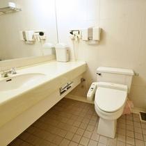 *【12畳バス・トイレ付7】のお部屋。トイレは洗浄機付きです。