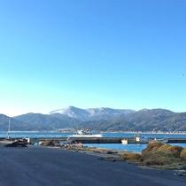 冬の宮津湾 空気が澄んで眺めバツグン! 景色を楽しむなら冬の天橋立がおススメ