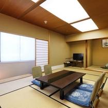 和室(12畳+5畳)