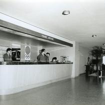 開業当時のフロント