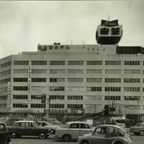 金沢都ホテル・開業当時(昭和38年)