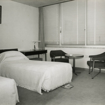開業当時の客室