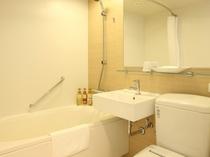 シングル・ダブル・コンパクトツイン バスルーム