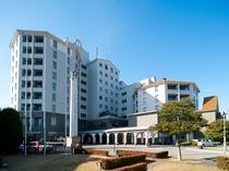 長崎インターナショナルホテル外観