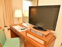 全室地デジ対応液晶TV