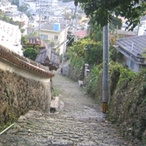 金城町の石畳Ⅰ