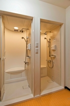 女性専用シャワー室