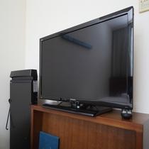 全室に液晶TV