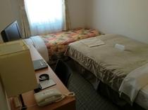 スタジオツイン(120cm幅ベッド1台、ソファベッド1台)
