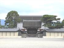 【京都おすすめスポット】京都御所 徒歩で約10分