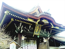 【京都おすすめスポット】北野天満宮 バス・タクシーで約10分