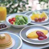 朝食ブッフェイメージ3
