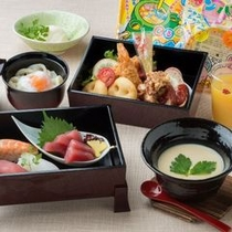 ■お子様料理・高学年用(一例)