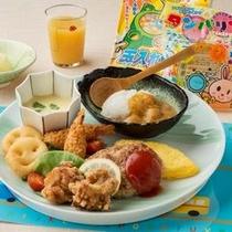 ■お子様料理(一例)