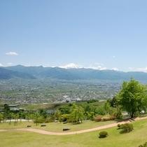 富士山 夏