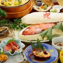 ■ お祝い会席料理
