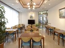 レストラン『茉莉花(マリカ)』【営業時間】午前7:00~9:30