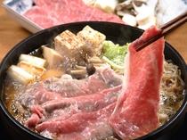 牛すきやき鍋
