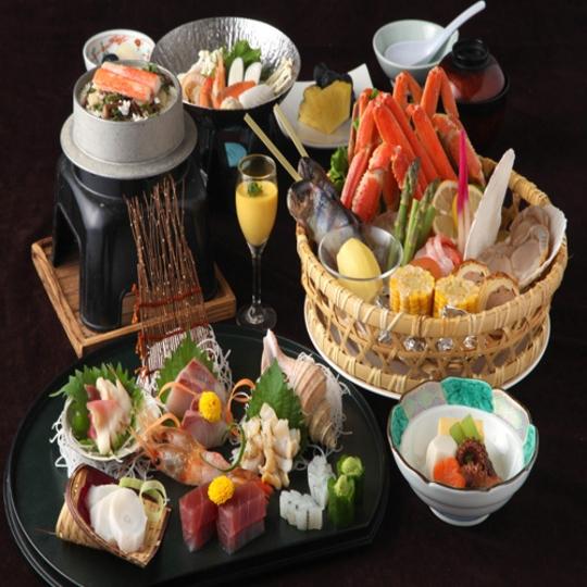 【部屋食】洞爺の休日 一例 写真提供:楽天トラベル