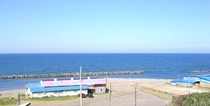 日本海なおえつ海水浴場