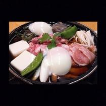*【9月限定】板長特選お料理♪お肉たっぷりスキ焼