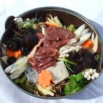 季節のお鍋一例