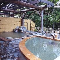 *周辺温泉施設一例。