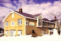 冬のミルキーハウス