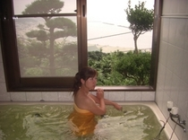 女湯 アルカリ人工温泉