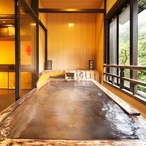 【貸切風呂-鶴亀-】