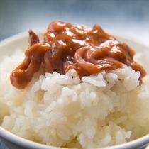 ■いかの塩辛■ 北海道珍味の代表。ごはんが進みます。