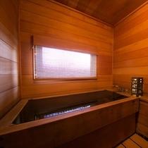 ■和室■ 鶴の間 ~檜風呂~