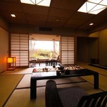 ■和室■ 鶴の間