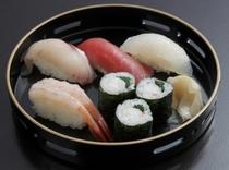 【冬の特選会席】お寿司