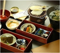 【朝食】例