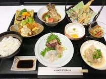 選べる和食・洋食プラン【和食】 献立一例