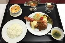 選べる和食・洋食プラン【洋食】 献立一例