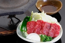 宮崎牛の石焼