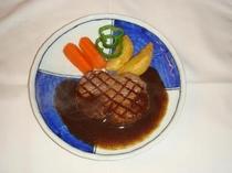 夕食コース メイン一例