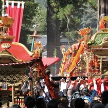 加茂大祭(10月第3日曜日に開催)