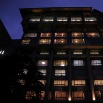 ホテル白菊 外観