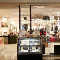 売店・喫茶コーナー