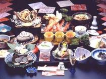 ご夕食例:会席料理