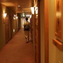 客室廊下イメージ
