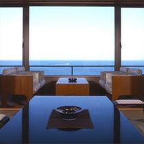 海側客室(例)