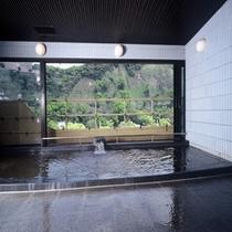 当館8階にあります天然温泉